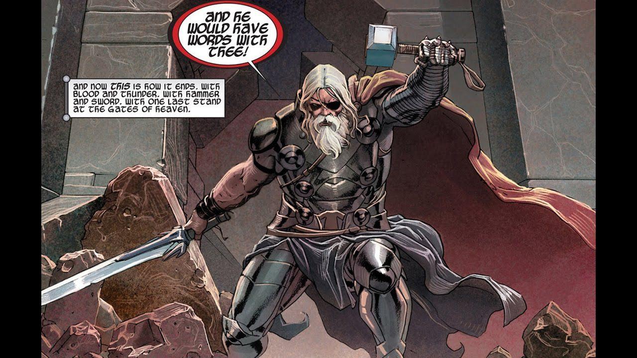 Thor El Carnicero de Dioses