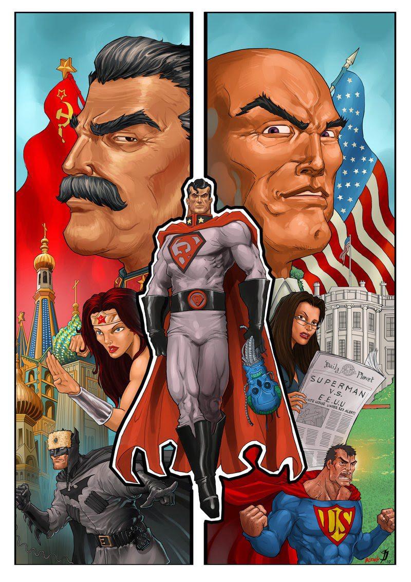 Supermán Hijo Rojo