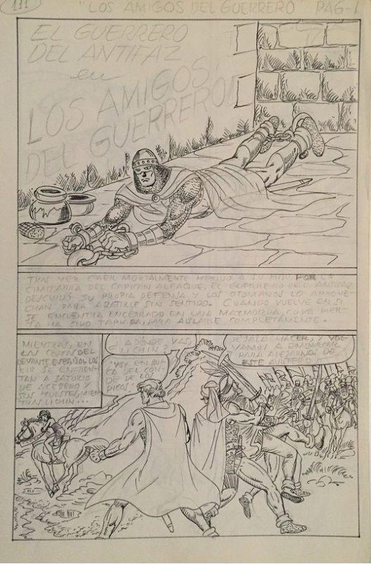 Primera página del 111
