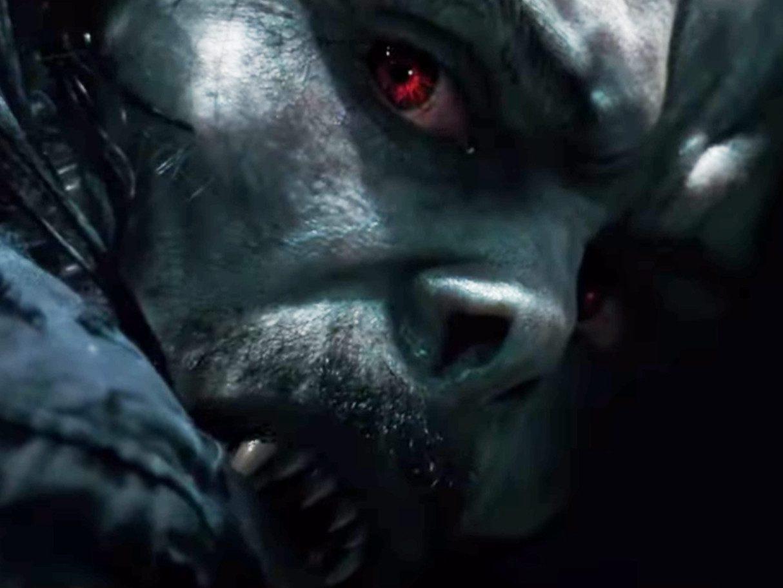Trailer. Morbius.