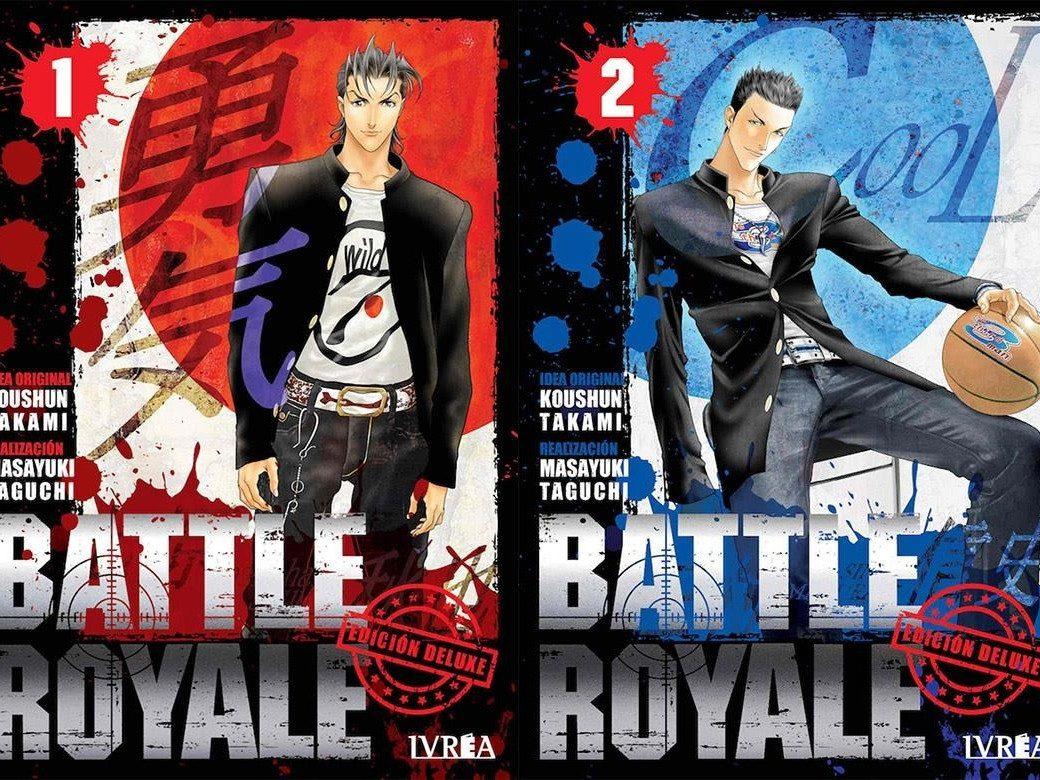 Reseña Battle Royale