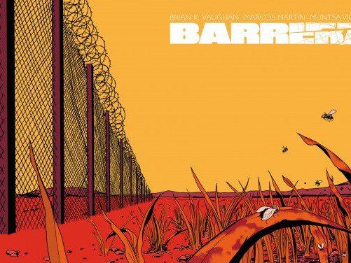 Barrier . Brian K. Vaughan y Marcos Martín