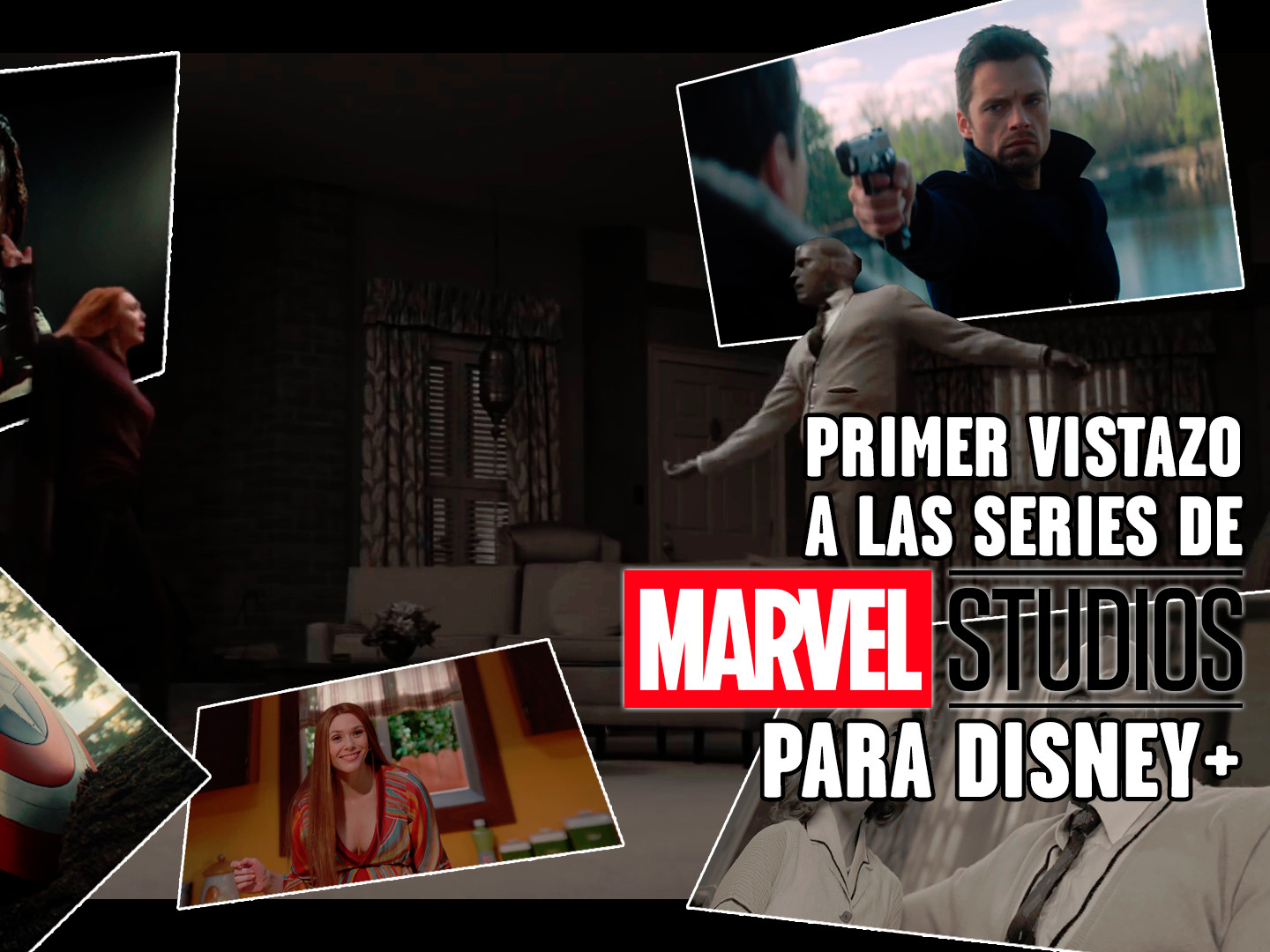 Marvel sin Filtro.  Trailers Superbowl