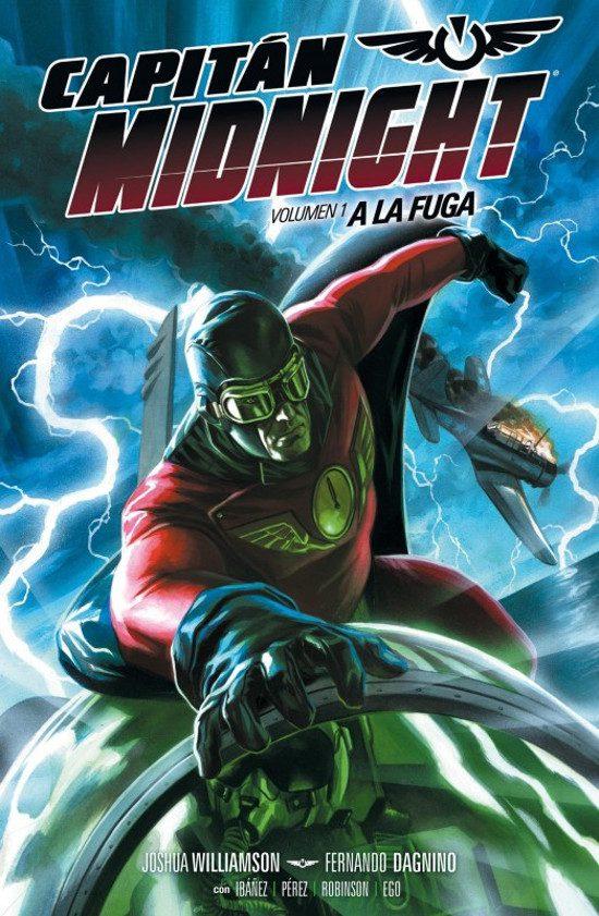 Capitán Midnight: A la fuga