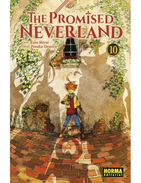 The Promiosed Neverland