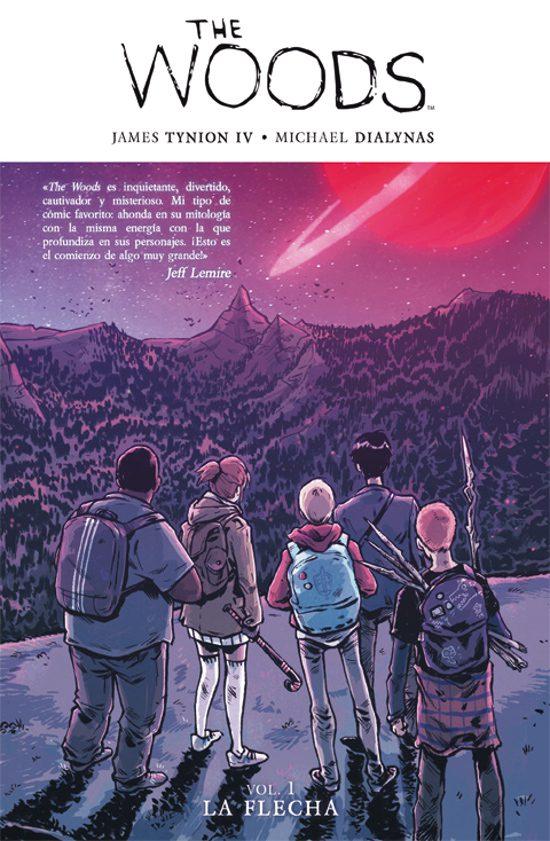 The Woods vol.1: La Flecha