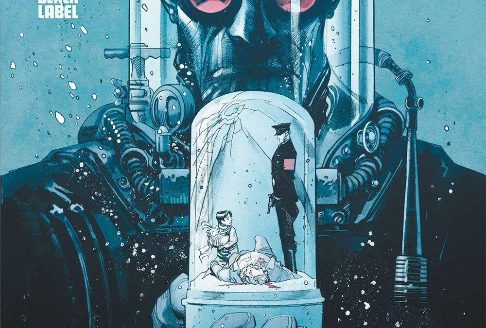 Reseña Batman Caballero Blanco Von Frío