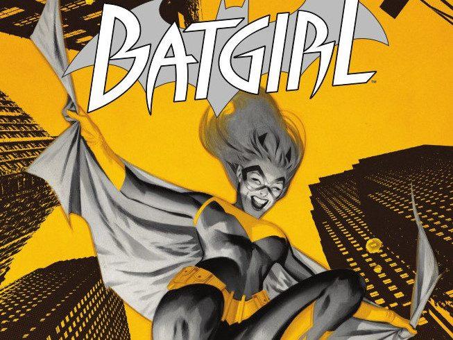Batgirl  El arte del crimen.