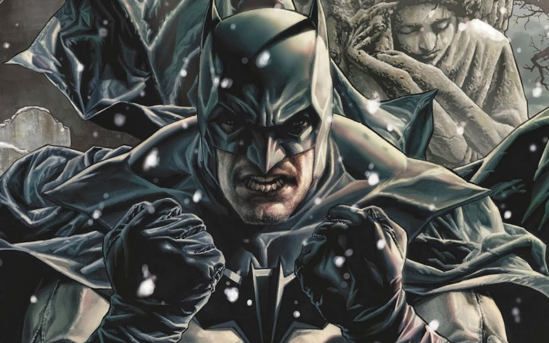 Reseña Batman Noel