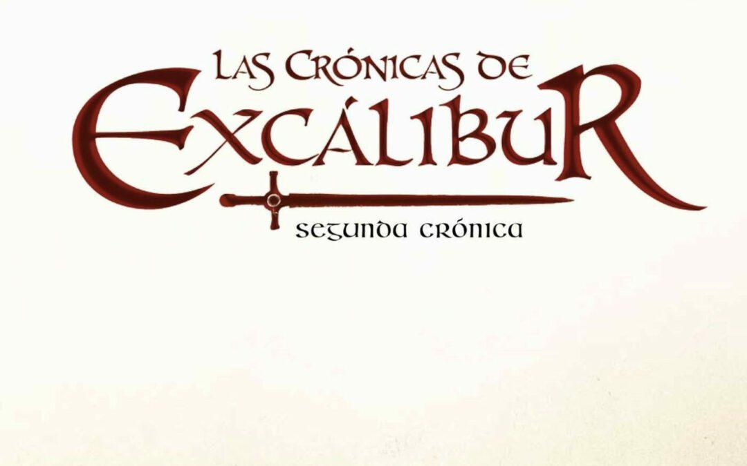 Reseña Las crónicas de Excalibur: segunda crónica