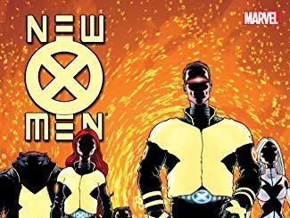 New X Men de Grant Morrison