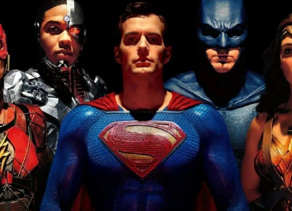 Video. La Liga de la Justicia de Zack Snyder