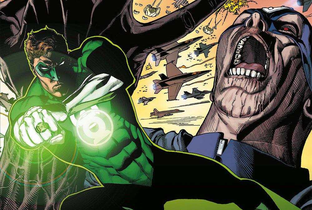 Reseña Green Lantern Saga 2: Sin Miedo