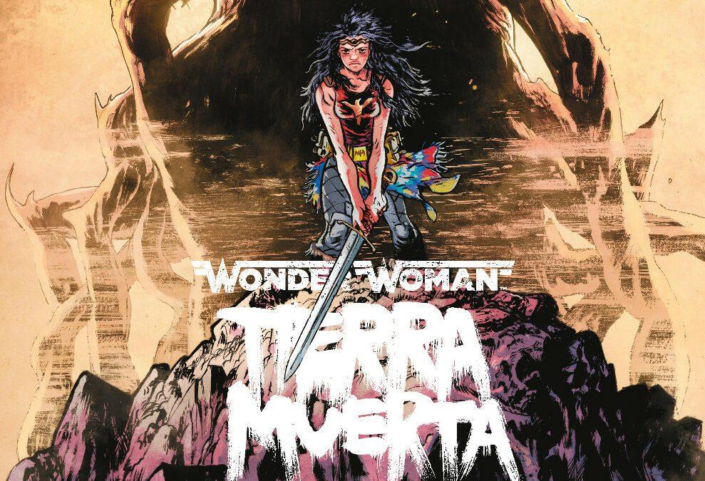 Reseña Wonder Woman: Tierra Muerta