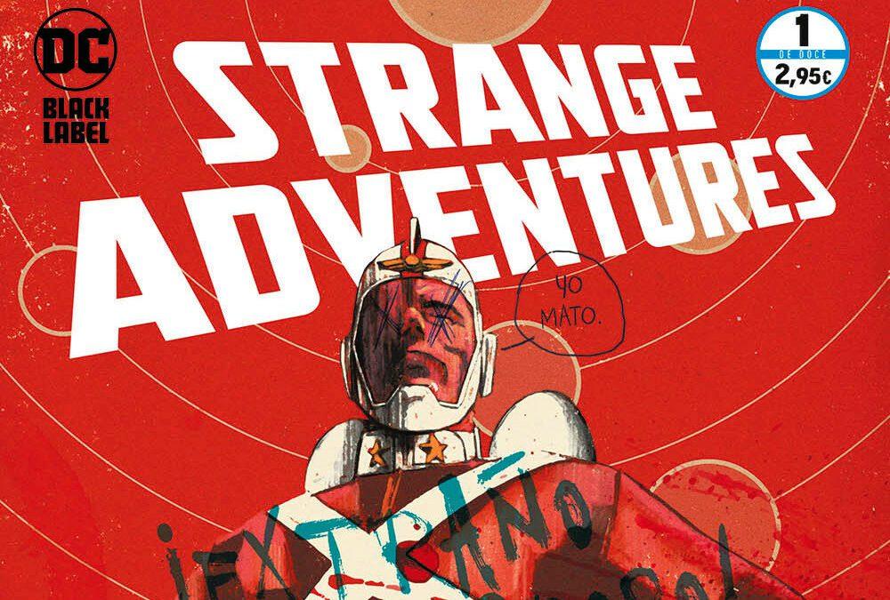 Reseña Strange Adventures