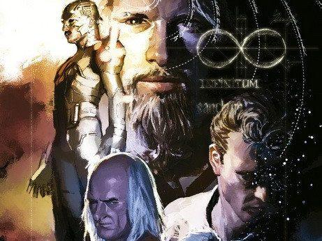 S.H.I.E.L.D Jonathan Hickman