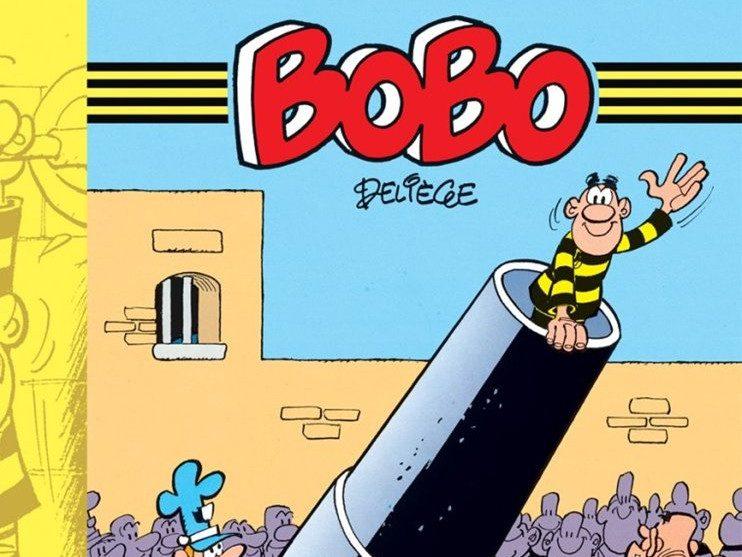 Bobo. Dolmen Editorial.