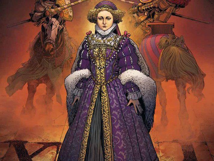Las Reinas de Sangre. Catalina de Medici
