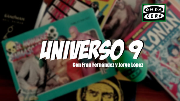Universo 9 . Capítulo 3.