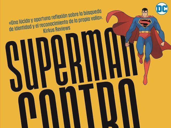 Reseña Superman contra el Klan