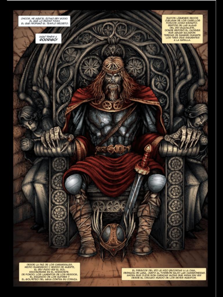 Roger Rojas y la Mesa del Rey Salomón