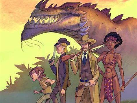 Buffalo Bill y el Último Dragón. Unrated Comics.