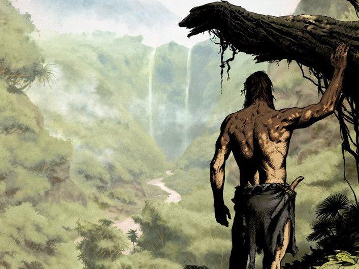Tarzan El señor de la jungla. Yermo Ediciones
