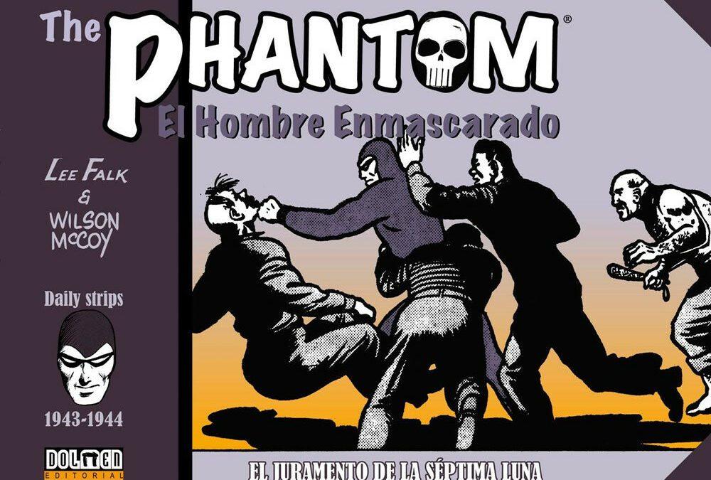 Reseña The Phantom 1943-1944